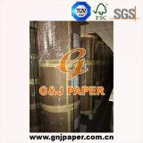 Una buena calidad de papel térmico de gran tamaño para imprimir en el tambor