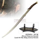 Senhor da princesa Arwen Espada Elven princesa espada 97cm Jot035A dos anéis