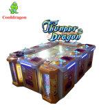 Máquina de jogo de jogo do rei Peixe Caçador Arcada Fishing do dragão da tabela de jogo dos peixes do oceano do dragão do trovão