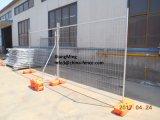 Frontière de sécurité provisoire de sûreté résidentielle d'événement de construction/clôture provisoire pour des enfants