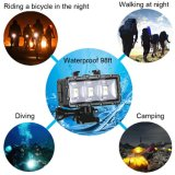 Luz subacuática que se zambulle de Weterproof LED para la cámara del deporte