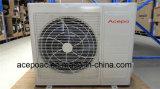 Heat-Pump com o condicionador de ar de controle remoto do calefator auxiliar