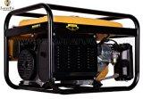 gerador da gasolina da potência de ruído da fase monofásica de 5kVA 5kw baixo