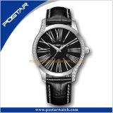 Belle montre de dames de montre élégante de luxe de modèle pour à la mode