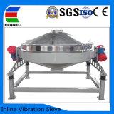Poudre de grande capacité de l'équipement de la grille de vibrations en ligne