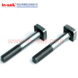 DIN186 bulloni capi dell'acciaio inossidabile T con i bulloni quadrati del collo