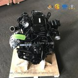 Uso do motor 130HP de Cummins Qsb4.5 na máquina escavadora
