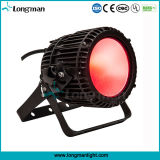 DMX RGBW 100W 4en1 Foco LED Lighting Outdoor
