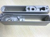 Carcaça de alumínio de trituração do fechamento do CNC do OEM para o fechamento inteligente