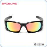 Nome de marca personalizada de logotipo Andamento Sport óculos de sol barato Mens Desconto UV feminina400 Protecção andar a cavalo óculos de sol