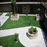 Monofios Turf grama para piscina decorativa