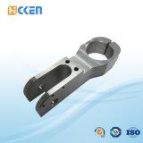 O preto da precisão do OEM do fornecedor anodiza as peças de alumínio feitas à máquina CNC