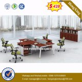 사무용 가구 4 시트 사무실 워크 스테이션 분할 (HX-GA005)