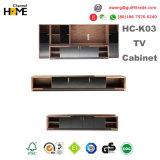 중국 작풍 거실 가구 (HC-K30)를 위한 현대 나무로 되는 직물 로비 소파