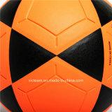 Balón de fútbol pegado 6p inconsútil barato de la talla 4