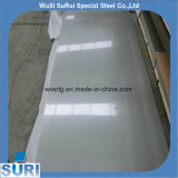 4 ' placa de acero inoxidable de *8' AISI 304 con el espesor de 25m m