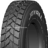 Joyallのブランド4の肋骨の高い方法デザイン放射状のトラックのタイヤ、TBRのタイヤ