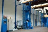 Triple-a Serie pneumatischer Einspritzung-Sandstrahlen-Raum-mit SGS
