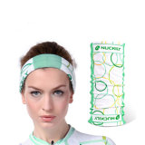 女性の多機能のヘッドスカーフのデジタル印刷Headwrap (YH-HS394)