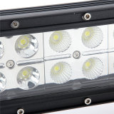 Luz de trabajo del coche LED, barra ligera auto de la fábrica IP68 180W LED, lámpara combinada del trabajo del coche LED de la viga de la inundación del punto