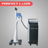 machine d'inscription de laser du CO2 30W pour la date d'expiration de code à barres sur non le métal