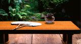 Tabella di legno della mobilia della sala da pranzo di prezzi dei prodotti caldi di vendita di Shenzhen migliore