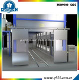 Cabine da pintura de pulverizador, linha de revestimento equipamento