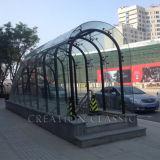4mm-19mm kurvten ausgeglichenes Glas für Glas des Sicherheitsglas-/Gebäude