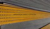 Огнеупорные акустические перфорированные MGO декоративные настенные панели управления