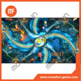 Tabela de jogo da arcada dos peixes do ataque dos estrangeiros que joga