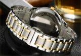 Cinturino di vigilanza differente di colori del catenaccio del popolare dei branelli del cinturino degli uomini solidi classici dell'acciaio inossidabile di vendita calda 5 per il braccialetto di collegamento di Longines