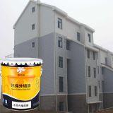Waterbse laque anti-rayures pour mur extérieur