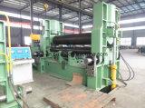 두꺼운 12mm를 구르기 위하여 사용되는 강철 플레이트 회전 기계 (W11S-12X2500)