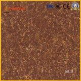 mattonelle di pavimento rosse della porcellana di caricamento di 600X600mm Pulati doppie (6809)