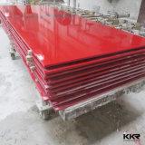 Pietra artificiale di superficie solida acrilica pura di 100%