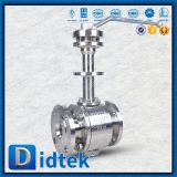 Il disegno sicuro del fuoco di Didtek API6d ha flangiato valvola a sfera del perno di articolazione