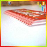 El pegamento impreso Digitaces de interior de los PP montó en la tarjeta de la espuma del PVC (TJ-008)