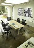アーム(B300-3)を搭載するオフィス用家具の旋回装置の網の椅子