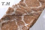 Tessuto del jacquard dei 2016 aranci per il sofà e la mobilia specialmente (FTH32082)