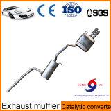 China-Fertigung-Abgas-Rohr mit Qualität