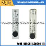 Rotamètre portatif mécanique de gaz monté par panneau acrylique ou d'eau de compteur de débit