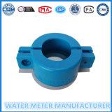 Fechamento plástico do selo para o medidor do volume de água