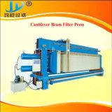 Concentré complet d'acier inoxydable de filtre-presse de Dewaterig de boue