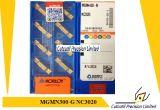 Korloy Mgmn150-G  Pieza inserta que muele PC9030 para la pieza inserta del carburo de la herramienta que muele