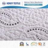 I punti neri hanno lavorato a maglia i tessuti del materasso