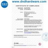 Acessórios de porta personalizado SS304 com dobradiça (DDSS Certificação UL012-B)
