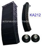 Passive grosse im Freienzeile Reihen-Lautsprecher verdoppeln 12 Zoll (KA212)