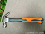 2 색깔 튼튼한 질 및 좋은 가격을%s 가진 고무 손잡이 16oz 장도리 (XL0015)