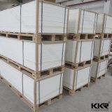 Kingkonreeの自然な石造りパターン壁のための固体表面シート
