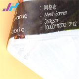 Drapeau de la meilleure qualité de câble de maille de PVC de bon dissolvant de résistance physique